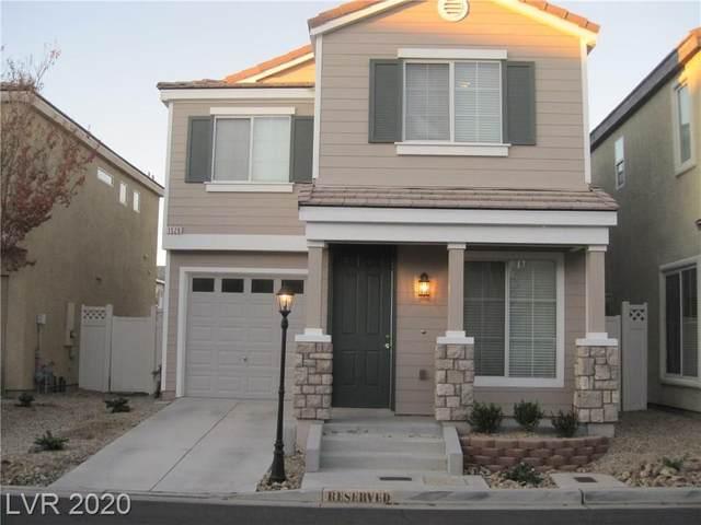 1526 Evening Spirit Avenue, Las Vegas, NV 89183 (MLS #2249765) :: Hebert Group | Realty One Group