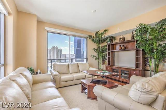 200 Sahara Avenue #1608, Las Vegas, NV 89102 (MLS #2249791) :: Signature Real Estate Group