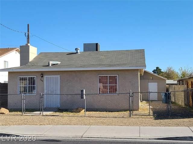 1106 Palm Street, Las Vegas, NV 89104 (MLS #2249803) :: The Shear Team