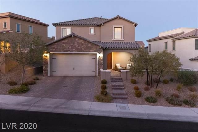 11908 Montanesa Avenue, Las Vegas, NV 89138 (MLS #2249813) :: Jeffrey Sabel