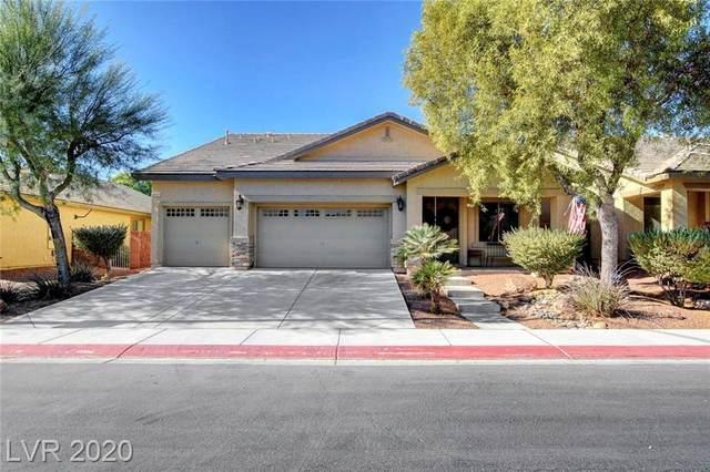 8117 Briggs Gully Street, North Las Vegas, NV 89085 (MLS #2249816) :: Hebert Group | Realty One Group