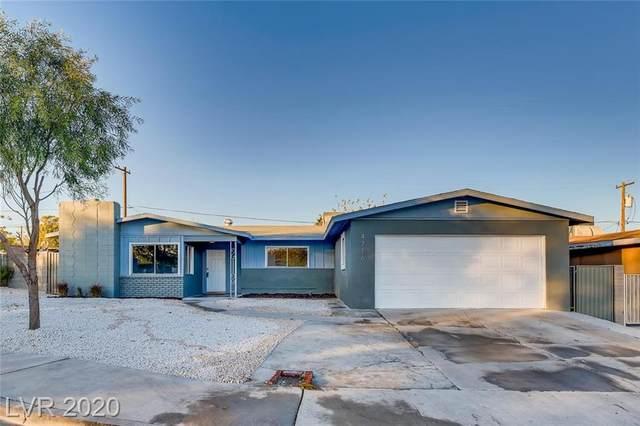 4716 Rip Van Winkle Lane, Las Vegas, NV 89102 (MLS #2249880) :: Hebert Group | Realty One Group