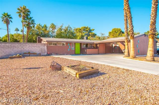 3473 Spencer Street, Las Vegas, NV 89169 (MLS #2249890) :: Signature Real Estate Group
