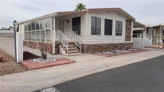 3367 Fort Smith Drive, Las Vegas, NV 89122 (MLS #2249892) :: Jeffrey Sabel