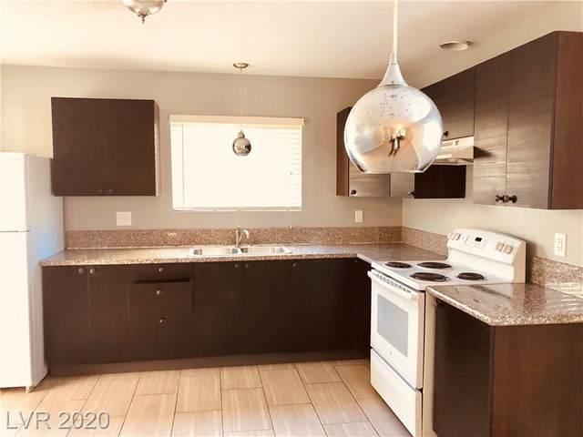 3254 Andrea Street D, Las Vegas, NV 89102 (MLS #2249894) :: Jeffrey Sabel