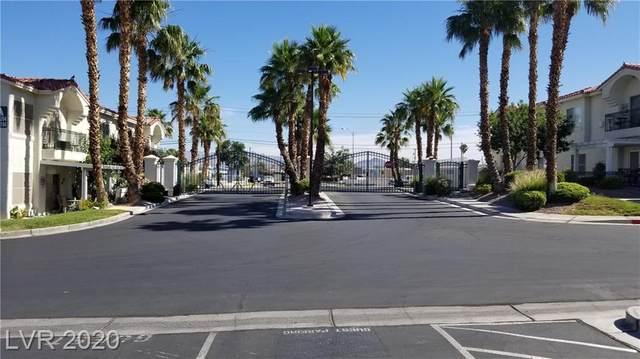6201 Lake Mead Boulevard #270, Las Vegas, NV 89156 (MLS #2249900) :: Jeffrey Sabel