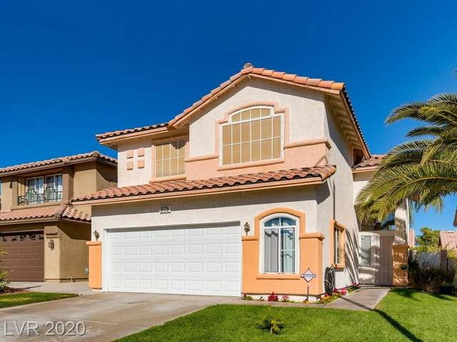8176 Sundown Vista Avenue, Las Vegas, NV 89147 (MLS #2249907) :: Signature Real Estate Group