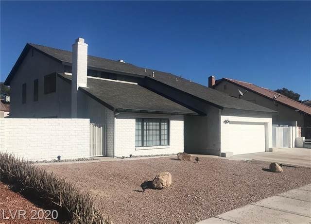 1922 Roxbury Lane, Las Vegas, NV 89119 (MLS #2249923) :: Hebert Group | Realty One Group