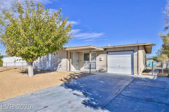 1208 J Street, Las Vegas, NV 89106 (MLS #2249940) :: Hebert Group | Realty One Group