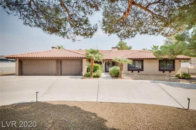 2270 Rosanna Street, Las Vegas, NV 89117 (MLS #2249952) :: Vestuto Realty Group