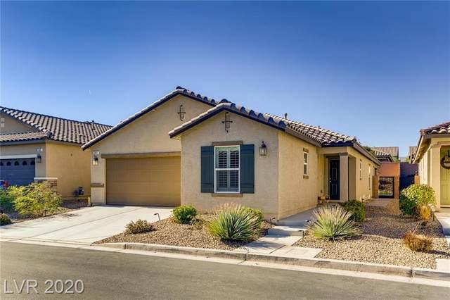 741 Topocoba Street, Las Vegas, NV 89178 (MLS #2249953) :: The Lindstrom Group