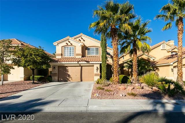 8320 Olive Canyon Drive, Las Vegas, NV 89128 (MLS #2249958) :: Jeffrey Sabel