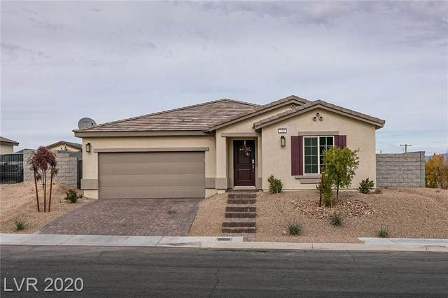 136 Sally Kaye Lane, Indian Springs, NV 89018 (MLS #2249990) :: Kypreos Team
