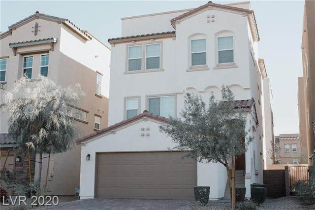 372 Ambitious Street, Henderson, NV 89011 (MLS #2250002) :: Signature Real Estate Group