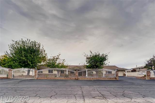 3015 El Camino Road, Las Vegas, NV 89146 (MLS #2250010) :: Hebert Group | Realty One Group