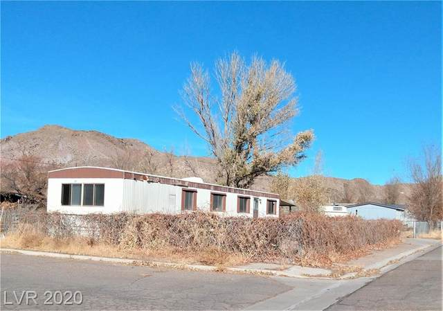 960 Lincoln Street, Caliente, NV 89008 (MLS #2250029) :: Billy OKeefe | Berkshire Hathaway HomeServices