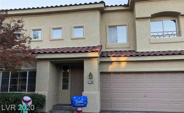 1794 Tanner Circle, Henderson, NV 89012 (MLS #2250035) :: Signature Real Estate Group