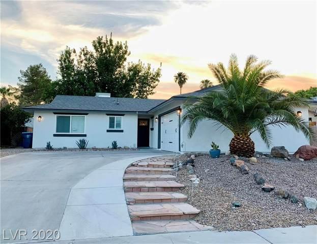 904 Vincent Way, Las Vegas, NV 89145 (MLS #2250037) :: The Lindstrom Group