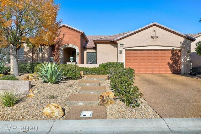 2110 Gunnison Place, Henderson, NV 89044 (MLS #2250042) :: Hebert Group | Realty One Group
