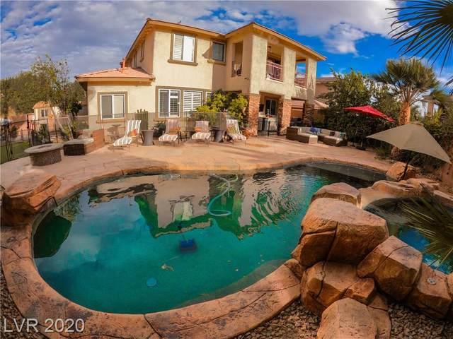 10415 Garland Grove Way, Las Vegas, NV 89135 (MLS #2250045) :: The Mark Wiley Group | Keller Williams Realty SW