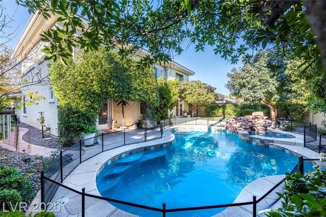 704 Pinnacle Heights Lane, Las Vegas, NV 89144 (MLS #2250073) :: Jeffrey Sabel