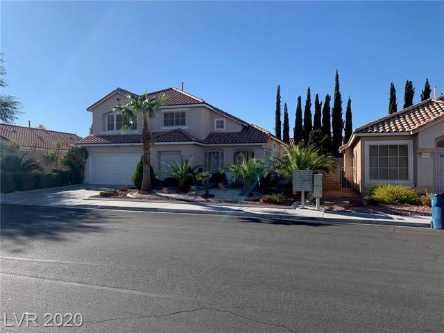 4861 La Cumbre Drive, Las Vegas, NV 89147 (MLS #2250089) :: Signature Real Estate Group