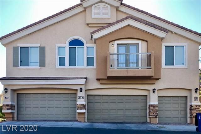6553 Za Zu Pitts #102, Las Vegas, NV 89122 (MLS #2250101) :: Hebert Group   Realty One Group