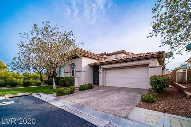 10455 Heritage Park Avenue, Las Vegas, NV 89135 (MLS #2250108) :: Hebert Group | Realty One Group