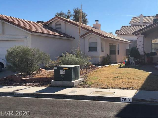 7909 Mt Shasta Circle, Las Vegas, NV 89145 (MLS #2250111) :: Team Michele Dugan