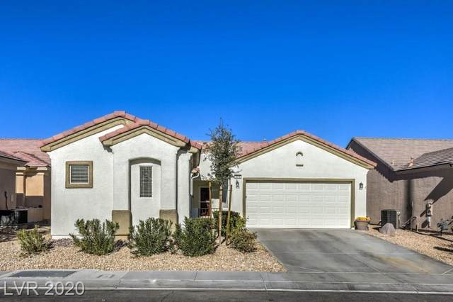 2616 Mourning Warbler Avenue, North Las Vegas, NV 89084 (MLS #2250112) :: The Shear Team