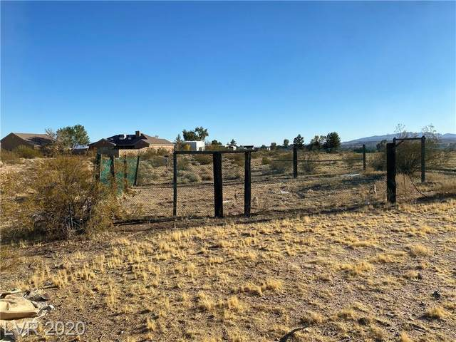 1580 Lou Street, Overton, NV 89040 (MLS #2250119) :: The Mark Wiley Group | Keller Williams Realty SW