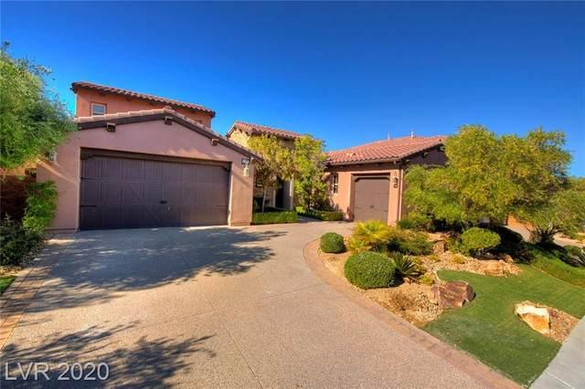 53 Contrada Fiore Drive, Henderson, NV 89011 (MLS #2250123) :: Signature Real Estate Group