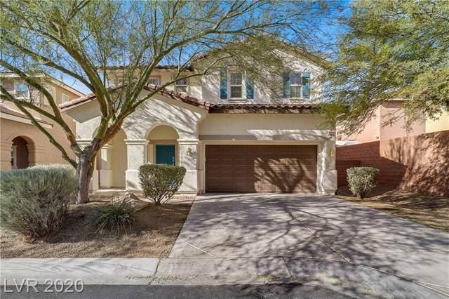 10233 Bedrock River Court, Las Vegas, NV 89178 (MLS #2250125) :: Signature Real Estate Group