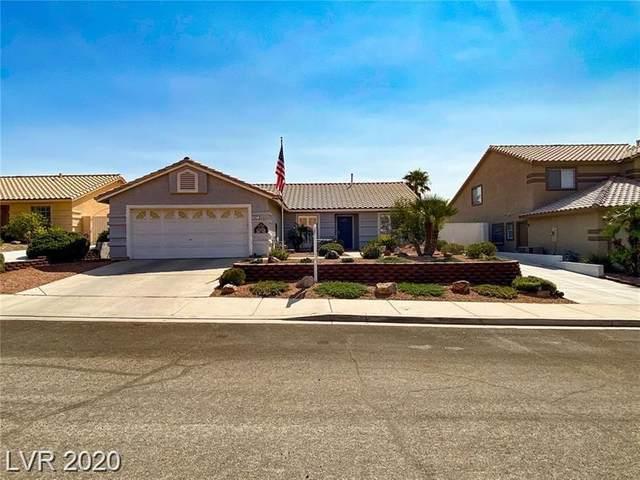 147 La Mirada Drive, Henderson, NV 89015 (MLS #2250134) :: Jeffrey Sabel
