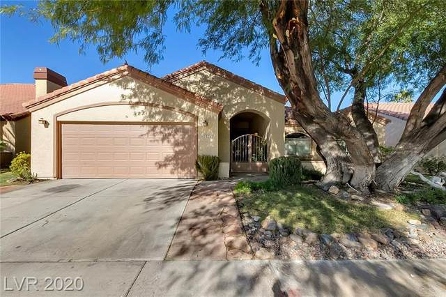 7624 Desert Delta Drive, Las Vegas, NV 89128 (MLS #2250143) :: Signature Real Estate Group