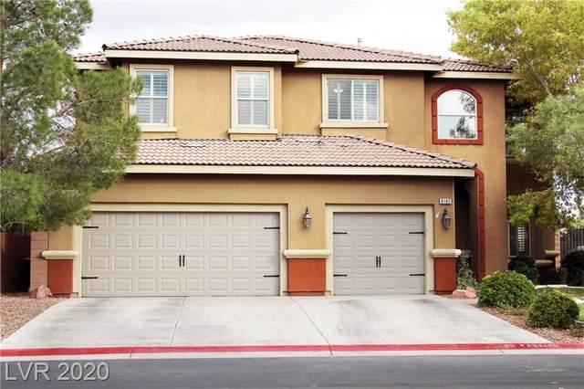 8102 Villa De La Playa Street, Las Vegas, NV 89131 (MLS #2250153) :: Billy OKeefe | Berkshire Hathaway HomeServices