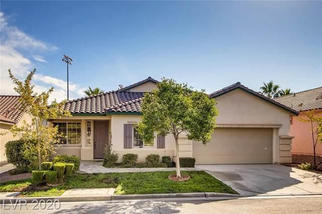 11095 Colony Creek Lane, Las Vegas, NV 89135 (MLS #2250170) :: Signature Real Estate Group