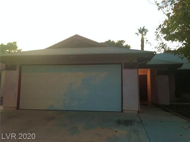 3711 Torrey Pines Drive, Las Vegas, NV 89103 (MLS #2250179) :: Hebert Group | Realty One Group