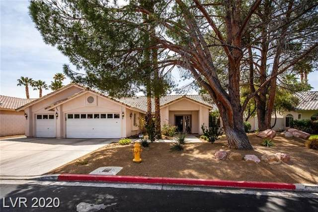 3683 Darren Thornton Way, Las Vegas, NV 89120 (MLS #2250181) :: Signature Real Estate Group