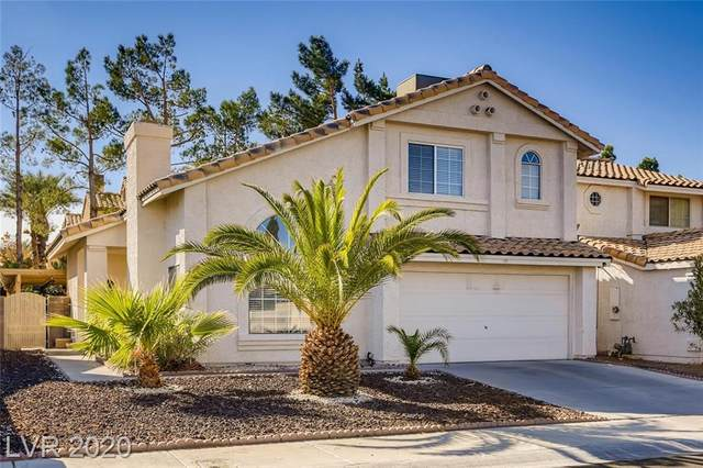 720 Rusty Spur Drive, Henderson, NV 89014 (MLS #2250188) :: Signature Real Estate Group