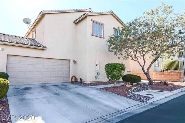 9867 Twilight Walk Avenue, Las Vegas, NV 89149 (MLS #2250191) :: Jeffrey Sabel