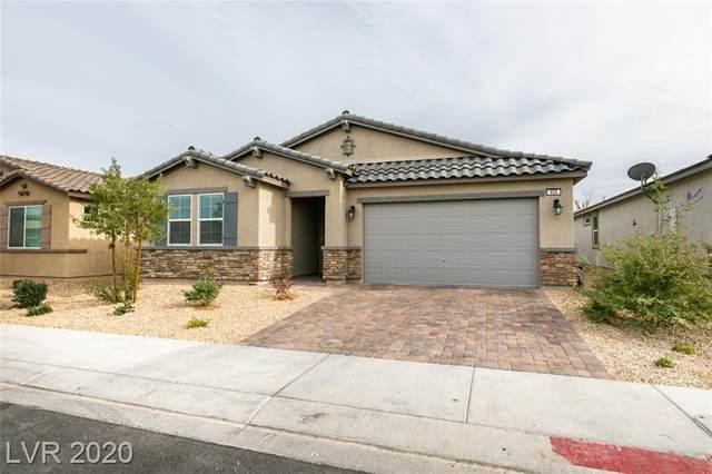 605 Timberfalls Lane, Henderson, NV 89011 (MLS #2250192) :: Signature Real Estate Group