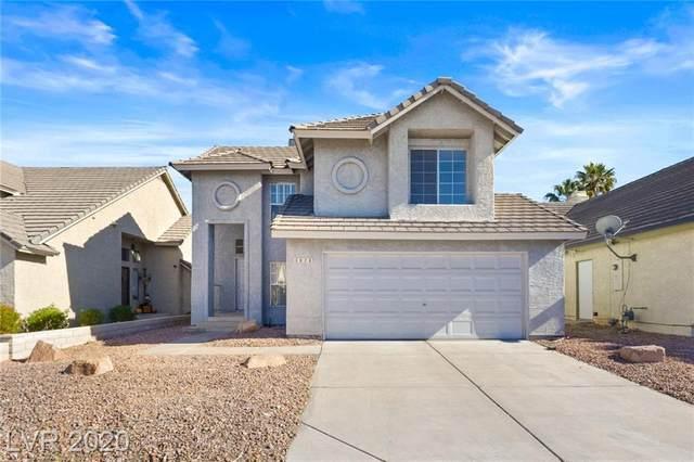 3028 Kennewick Drive, Las Vegas, NV 89121 (MLS #2250213) :: Jeffrey Sabel