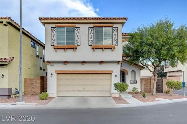 10678 Allegrini Drive, Las Vegas, NV 89141 (MLS #2250221) :: The Lindstrom Group