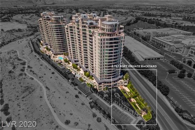 9101 Alta Drive Aaa, Las Vegas, NV 89145 (MLS #2250232) :: The Mark Wiley Group | Keller Williams Realty SW