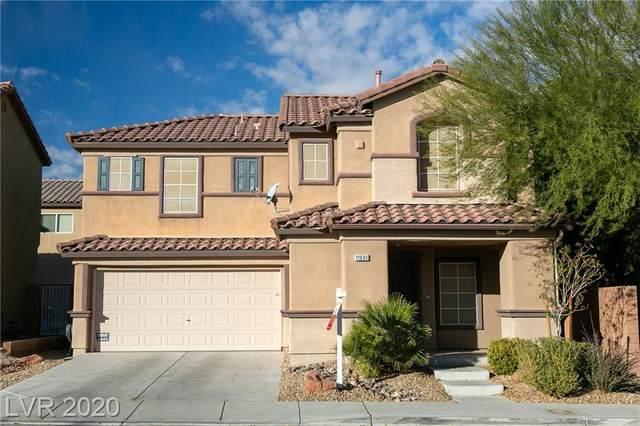 11601 Giles Street, Las Vegas, NV 89183 (MLS #2250246) :: Jeffrey Sabel
