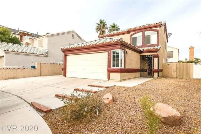 8324 Cimarron Ridge Drive, Las Vegas, NV 89128 (MLS #2250248) :: Jeffrey Sabel
