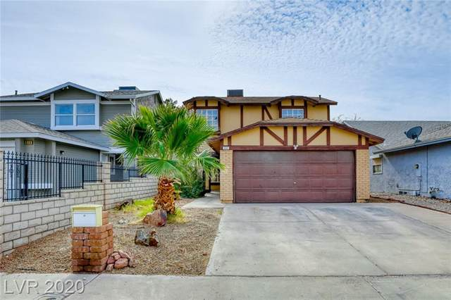 514 Inness Avenue, Henderson, NV 89011 (MLS #2250259) :: Signature Real Estate Group