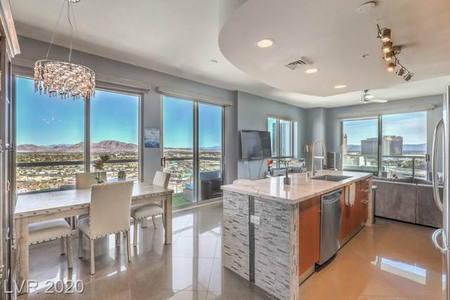200 Sahara Avenue #1708, Las Vegas, NV 89102 (MLS #2250272) :: Vestuto Realty Group