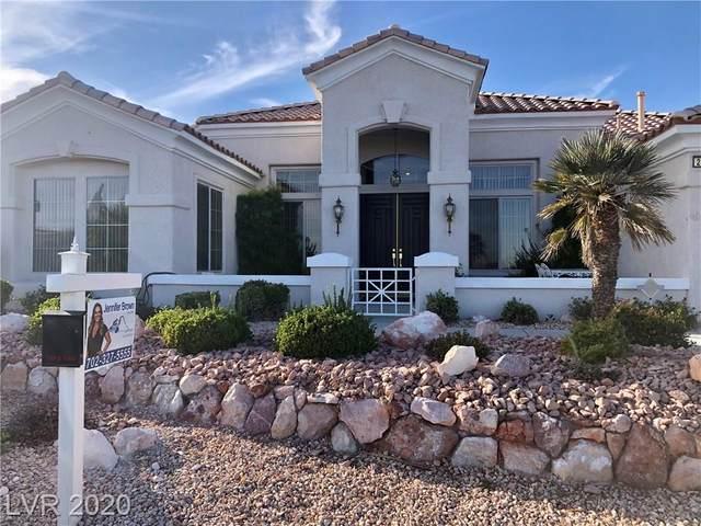 2305 Lauren Drive, Las Vegas, NV 89134 (MLS #2250287) :: Signature Real Estate Group
